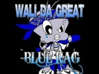 Wali Da Great - Blue Rag