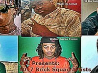 XXL Magazine 1017 Brick Squad Artists in 2013